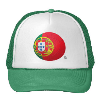 Selecção das Quinas - fútbol de Portugal Gorras