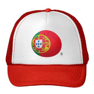Selecção das Quinas - fútbol de Portugal Gorras De Camionero