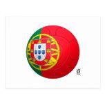 Selecção das Quinas - fútbol de Portugal Postal