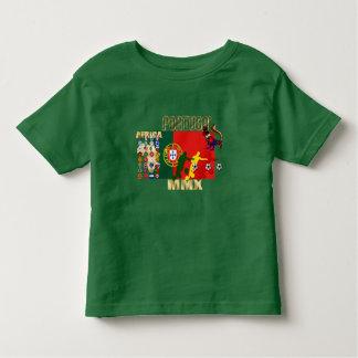 Selecção Portuguesa - 32 Paises Futebol Arte Toddler T-shirt
