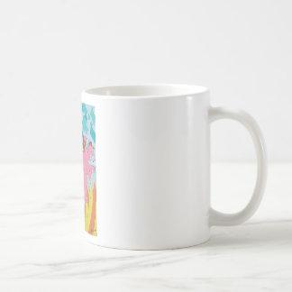 Selección artificial taza básica blanca