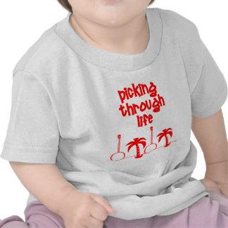 Selección con vida camiseta