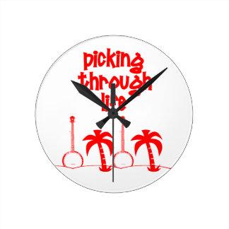 Selección con vida reloj
