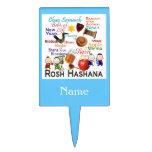 Selección de la torta de Rosh Hashana Decoraciones De Tartas
