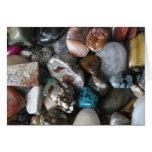 Selección de rocas pulidas