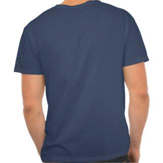 selección del guitarra-jugador/yin yang camisetas