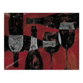 Selección del vino postal