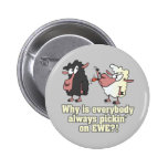 selección en humor de las ovejas negras de la OVEJ Pin
