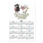 selección en humor de las ovejas negras de la OVEJ Plantilla De Tarjeta De Negocio