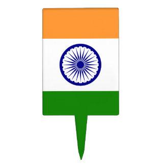 Selección india de la torta de la bandera figura para tarta