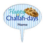 Selección judía de la torta del Jalá-día Decoración De Tarta