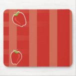 Selección orgánica de Apple Alfombrilla De Ratones