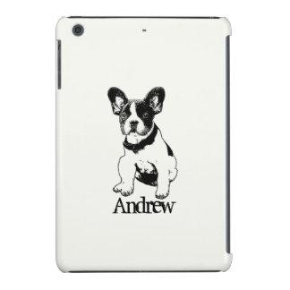Selección personalizada del perrito del dogo funda de iPad mini