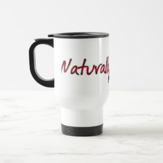 Seleccionado naturalmente taza
