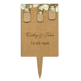 selecciones de marfil del pastel de bodas del decoraciones para tartas