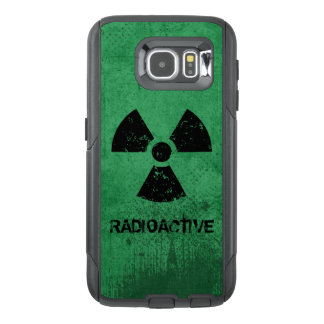 Select-A-Color Radioactive Grunge OtterBox Samsung Galaxy S6 Case