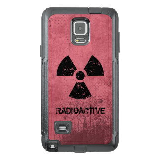 Select-A-Color Radioactive Grunge OtterBox Samsung Note 4 Case
