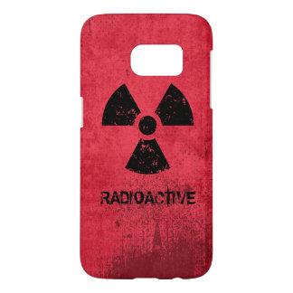 Select-A-Color Radioactive Grunge Samsung Galaxy S7 Case