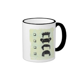 Select-a-do Ringer Coffee Mug
