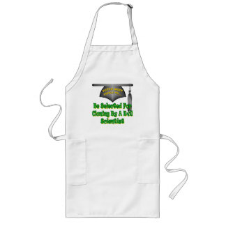Selected For Cloning Long Apron