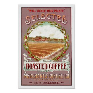 Selected Roasted Coffee