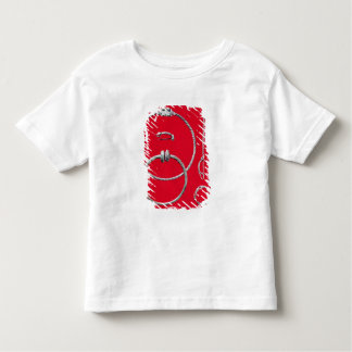 Selection jewellery, including brooch toddler t-shirt