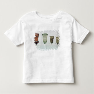 Selection of Frankish glasses, 4th-5th century Toddler T-shirt