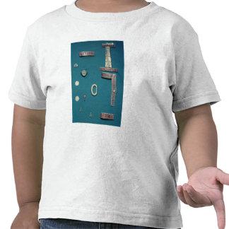 Selection of jewellery tee shirt