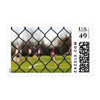 Selective focus on the net postage