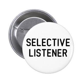 Selective Listener Button