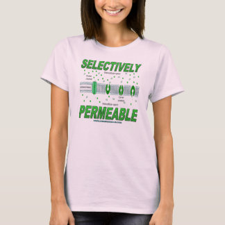 Selectively Permeable T-Shirt