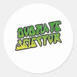 Selector de DubPlate Etiqueta