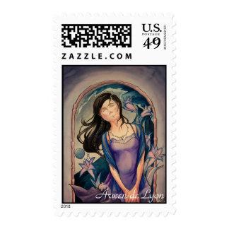 Selena Postage Stamps