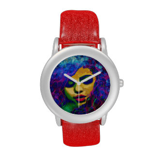 Selena Red band Watch