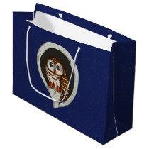 Selene the Owl Gift Bag