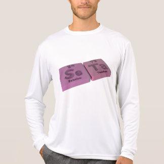 Selenio del SE de la cerda como el tantalio y cerd Camiseta