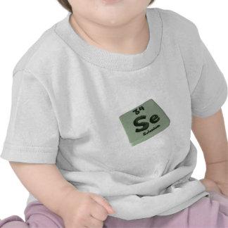 Selenio del SE Camisetas