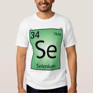 Selenium (Se) Element T-Shirt - Front Only