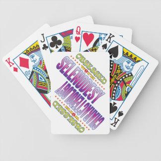 Selenodesy 2 obsesionado cartas de juego