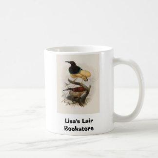 Seleucides alba - Twelve Wire Bird Of Paradise Coffee Mugs
