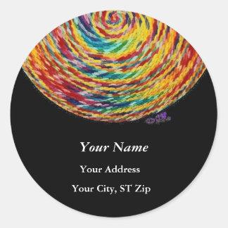 """self and Self"" Address Labels"