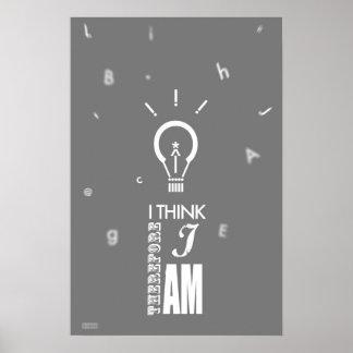 Self-Aware Poster