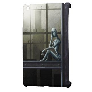 self aware robot scifi iPad mini cover