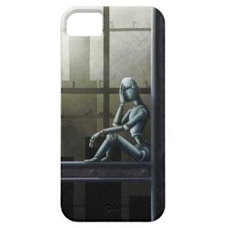 self aware robot scifi iPhone SE/5/5s case