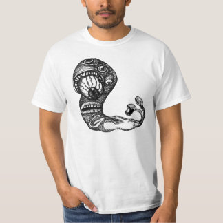 Self-Aware Worm T Shirt