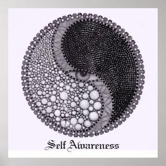 Self-Awareness, Self Awareness Posters