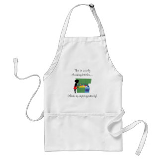 Self Cleaning Kitchen Apron