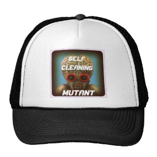 Self Cleaning Mutant Hat