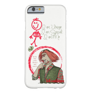 Self Confidence Barely There iPhone 6 Case