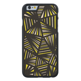 Self-Confident Warmhearted Charming Learned Carved® Maple iPhone 6 Case